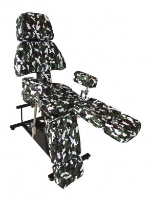 Professional Client Chair - Commando