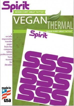 ReproFX Spirit - Vegan Thermal Transfer Paper