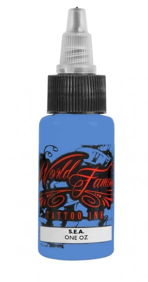 World Famous Ink - Master Mike - S.E.A - 30 ml / 1 oz