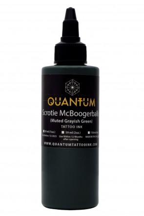 Quantum Ink - Zombie Colours - Scrotie McBoogerballs