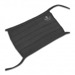 Sea Shepherd - Reusable Mouth Mask - Black - Set of 2
