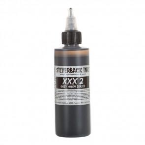 Silverback Ink® - XXX Greywash - 02 - Light / Medium - 120 ml / 4 oz