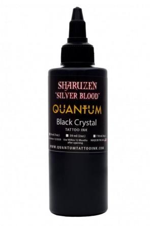 Quantum Ink - Sharuzen - Black Crystal - 30 ml / 1 oz