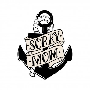 Sorry Mom - Process Butter - 5 ml / 0.17 oz