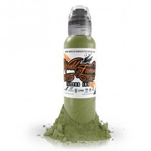 World Famous Ink - Vincent - Sour Swamp - 30 ml / 1 oz
