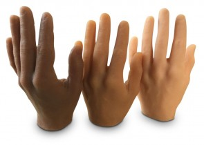 Superskin - Real Hands - Medium Skin Tone