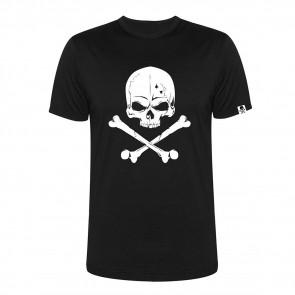 Tattooland T-shirt - White Skull