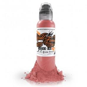 World Famous Ink - Pink Ribbon - Warm Peach - 30 ml / 1 oz