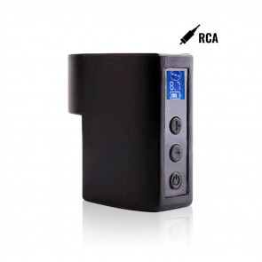 Wireless Battery Pack v3 for Pen Style Tattoo Machines - RCA
