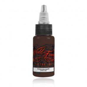 World Famous Ink - Hoover Damn - 30 ml / 1 oz - EXP: 29-05-2020