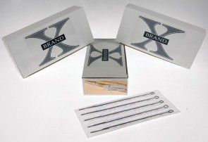 X-Brand Needles - Soft Edge Magnums - Box of 50