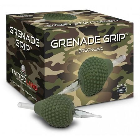 Crystal Grenade Grips - 38 mm - Diamond Tip - Box of 15