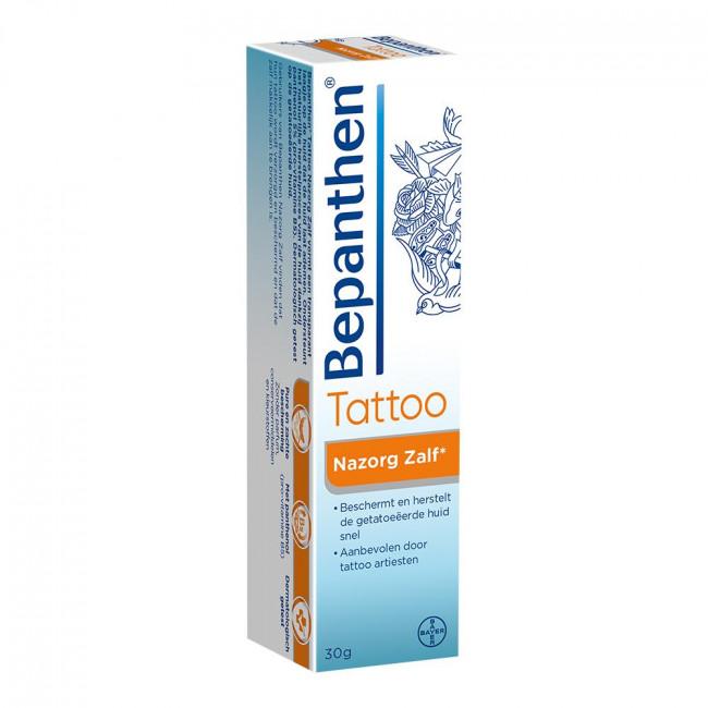 Tattooland Bepanthen Pommade De Soin Apres Tatouage 30 Grammes