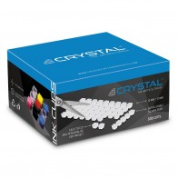 Crystal - Transparent Ink Cup Sheets - 500 Cups
