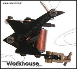 Workhouse - Iron Bird - Machine - Noir