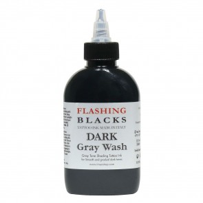 Flashing Dark Greywash