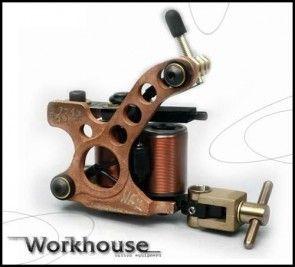 Workhouse - Bronze Walker - Machine