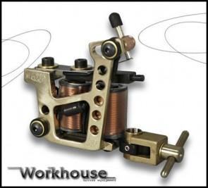 Workhouse - Bronze Gun Nr. 1 - Machine