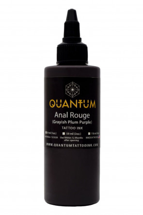 Quantum Ink - Anal Rouge - 30 ml / 1 oz