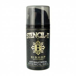 Bishop - Stencil-IT - Lotion pour Stencils - 100 ml / 3.4 oz