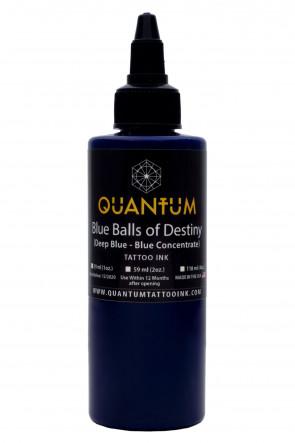 Quantum Ink - Blue Balls of Destiny - 30 ml / 1 oz