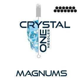 Crystal 1- Needles - Magnums - Box of 50