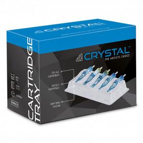 Crystal - Plateau pour Cartouches - Boîte de 50