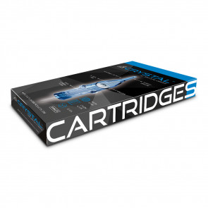 Crystal - Cartouches (10) - Offre Super Deal - 10 Boîtes pour Seulement € 99,-