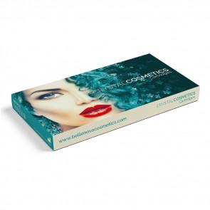 Crystal Cosmetics - Cartouches (10) - Boîte de 10