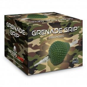 Crystal - Manchons Grenade - Toutes Configurations - 38 mm - Boîte de 15