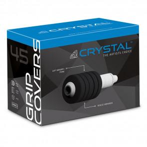 Crystal - Gaines Protectrices pour Manchons - 25 mm à 45 mm - Boîte de 15
