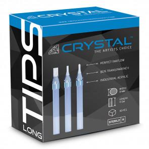 Crystal - Buses Longues - Short Expiry 50% Discount - Boîte de 50