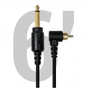 Darklab - Câble Premium RCA - Angulaire