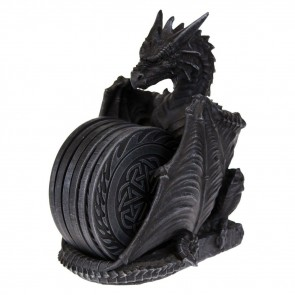 Dragons Lair Coaster Set - 1.,5 cm
