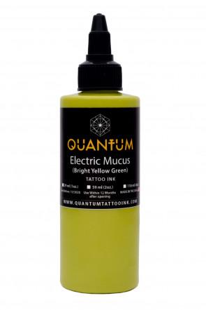 Quantum Ink - Electric Mucus - 30 ml / 1 oz
