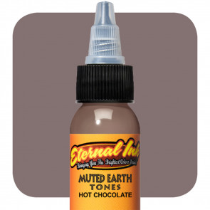 Eternal Ink - Muted Earth Tones - Hot Chocolate - 30 ml / 1 oz