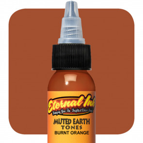 Eternal Ink - Muted Earth Tones - Burnt Orange - 30 ml / 1 oz