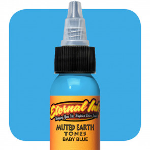 Eternal Ink - Muted Earth Tones - Baby Blue - 30 ml / 1 oz