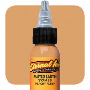 Eternal Ink - Muted Earth Tones - Peachy Flesh - 30 ml / 1 oz