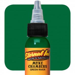 Eternal Ink - Myke Chambers - Green River - 30 ml / 1 oz - EXP: 10-2021