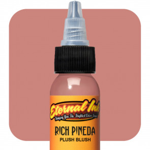 Eternal Ink - Rich Pineda - Plush Blush - 30 ml / 1 oz - EXP: 07-2021