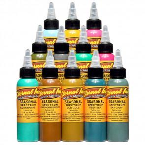 Eternal Ink - Seasonal Spectrum - Set Couleur - 12 x 30 ml / 1 oz