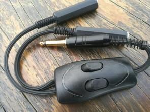 Câble à Double Connexion