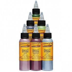 Eternal Ink - Mike DeVries Perfect Storm Set - 6 x 30 ml / 1 oz