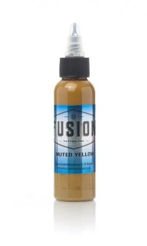 Fusion Ink - Muted - Yellow - 30 ml / 1 oz