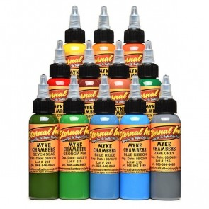 Eternal Ink - Myke Chambers Signature Set - 12 x 30 ml / 1 oz
