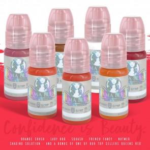 Perma Blend - Sweet Lip Kit - 7 x 15 ml / 0.5 oz