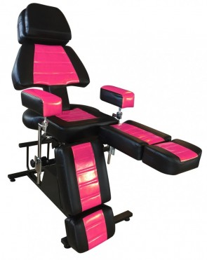 Professional Client Chair - Candy Pink