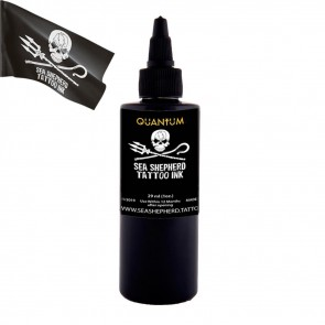 Quantum Ink - Sea Shepherd - Deep Black