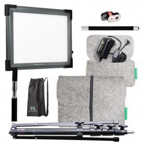 TML - Key Light 2.0 - Kit d'Eclairage Professionnel - Graphite